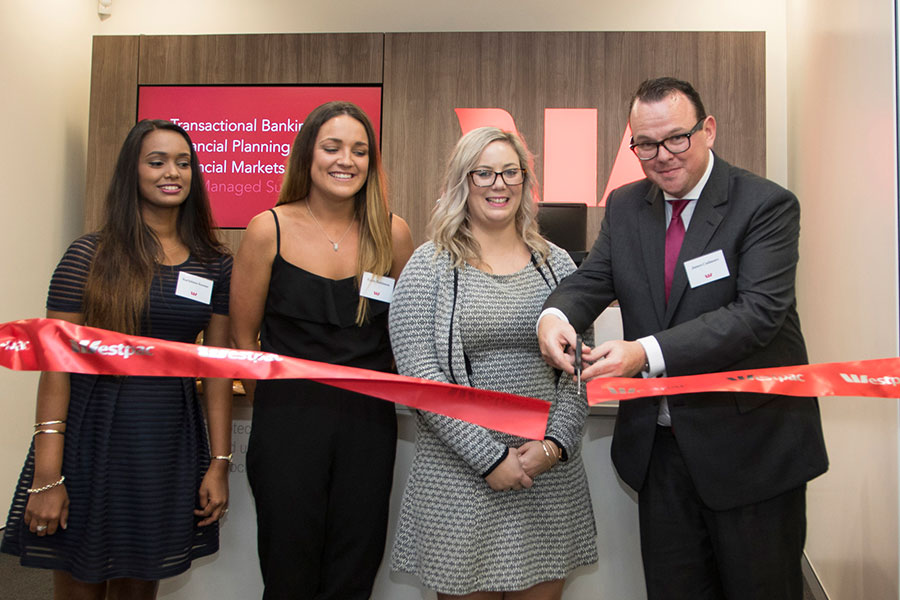 Westpac Bank opens new branch